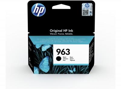 Cartus de Cerneala HP 963 Black 1.000 Pagini