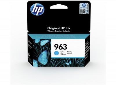 Cartus de Cerneala HP 963 Cyan 700 Pagini