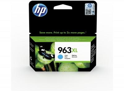 Cartus de Cerneala HP 963XL Cyan 700 Pagini
