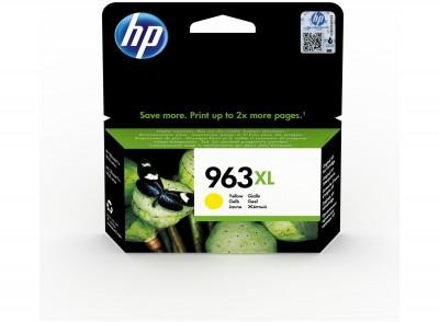 Cartus de Cerneala HP 963XL Yellow 1600 Pagini