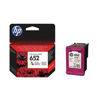 Cartus de Cerneala HP Nr 652 Color (F6V24AE)
