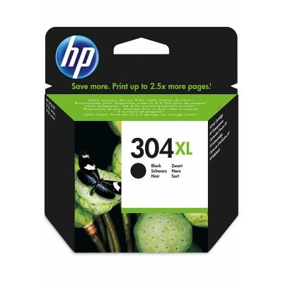 Cartus de cerneala HP No. 304 XL Black (N9K08AE)