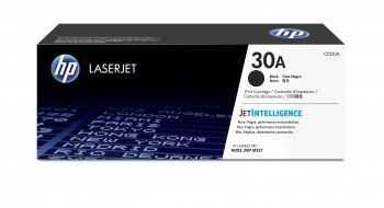 Cartuş de toner LaserJet original HP 30A Negru (CF230A)