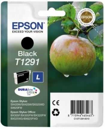 Cartus Epson SX 425W T1291 black