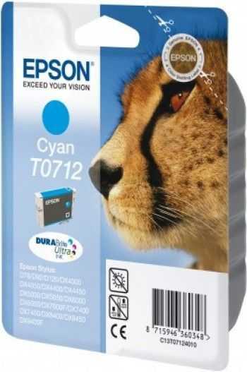 Cartus Epson T0712 cyan