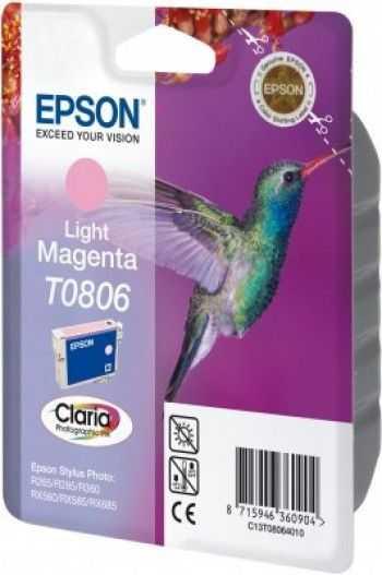Cartus Epson T0806 magenta deschis