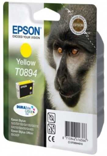 Cartus Epson T0894 yellow