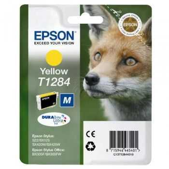 Cartus Epson T1284 yellow SX 125 SX 420W