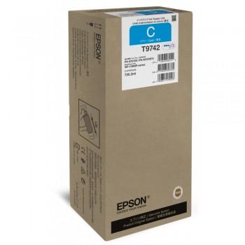 Cartus Epson T9742 Cyan XXL 84.000 pagini