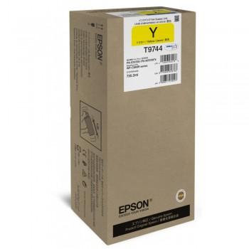 Cartus Epson T9744 Yellow XXL 84.000 pagini