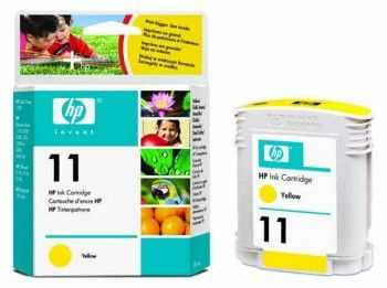 Cartus HP nr 11 yellow