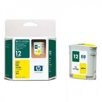 Cartus HP nr 12 yellow