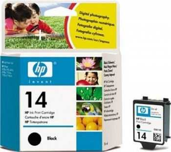 Cartus HP nr 14 black
