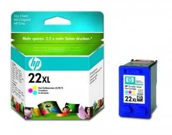 Cartus HP nr 22XL tri-colour