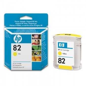 Cartus HP nr 82 69 ml yellow