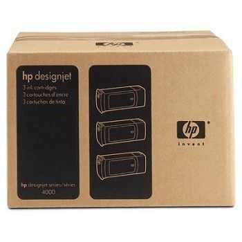 Cartus HP nr 90 set de trei cartuse 400 ml magenta