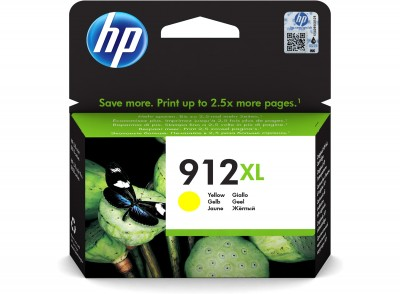 Cartus Original HP 912XL Yellow 825 Pagini