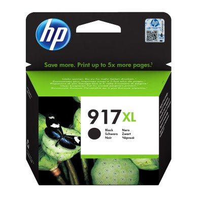 Cartus Original HP 917XL Black 1.500 Pagini