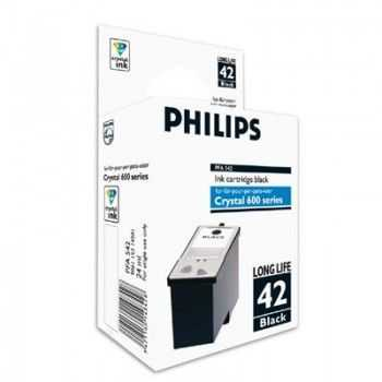 Cartus Philips PFA542 mare capacitate black