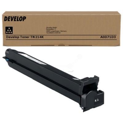 Cartus Toner Develop TN-214K Black 24.000 Pagini