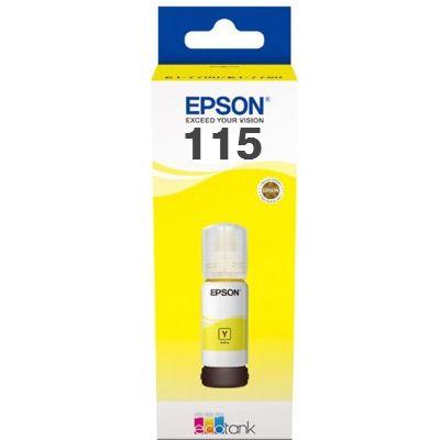 Cerneala 115 EcoTank Pigment Yellow 6.200 Pagini