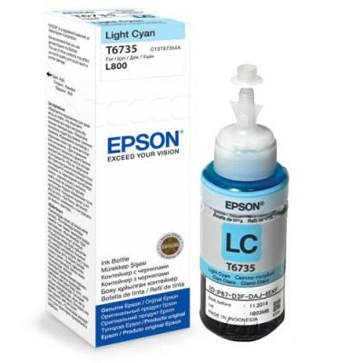 Cerneala Epson T6735 Light Cyan 70ml