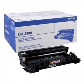 Drum Unit Brother DR-3300 30.000 Pagini