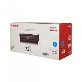 Toner Cyan CRG732C pentru LBP7780C, 6400 Pagini