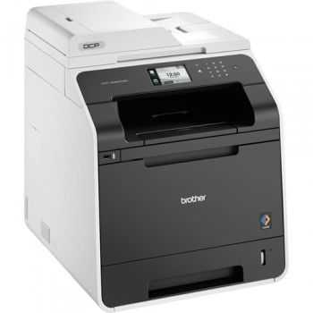 Multifunctional Color Brother DCPL8400CDN