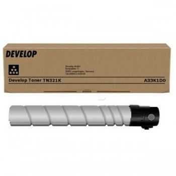 Develop TN-321K - Toner 1 spiral bottle 27000 pagini pt. Ineo+ 224