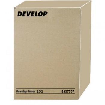 Toner 205 Develop D2550 14.000 Pagini