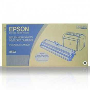 Developer Epson 0523 black