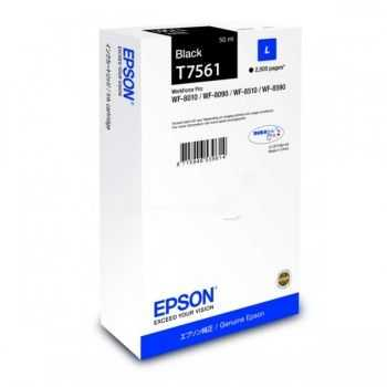 Epson Cartridge Black L T7561 (C13T756140)