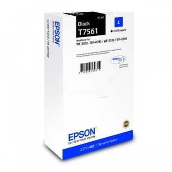 Epson Cartridge Black L T7561 (C13T756140)