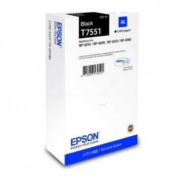 Epson Cartridge Black XL T7551 (C13T755140)