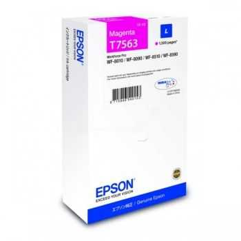 Epson Cartridge Magenta L T7563 (C13T756340)