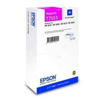 Epson Cartridge Magenta XL T7553 (C13T755340)