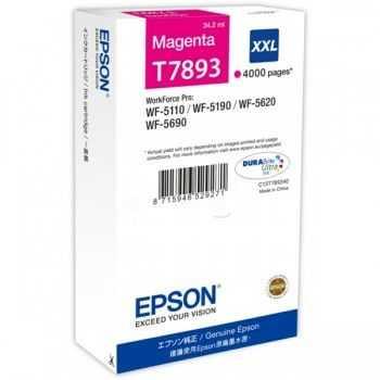 Epson Ink Magenta HC T7893 (C13T789340)