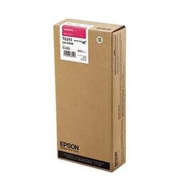 Epson Ink T6243 Magenta (C13T624300)