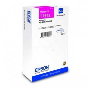 Epson Ink T7543 Magenta XXL (C13T754340)
