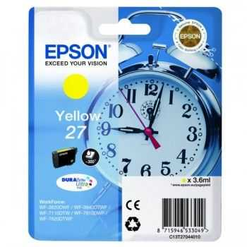 Cartus Cerneala Epson T2704 Yellow (C13T27044010) 3,6ml