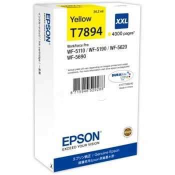 Epson Ink Yellow HC T7894 (C13T789440)