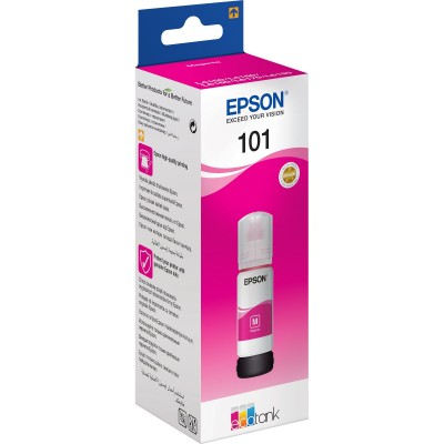 Flacon de Cerneala 103 EcoTank Magenta 65ml