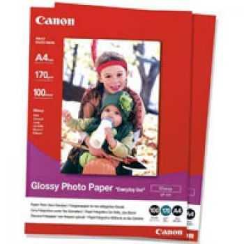 Hartie foto Glossy Canon GP 501 A4 (210x297mm), 100 de coli