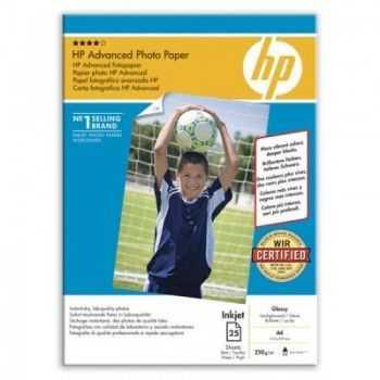 Hartie foto inkjet HP lucioasa Q5456A