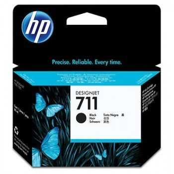 Cartus de Cerneala HP 711 Black 80 ml