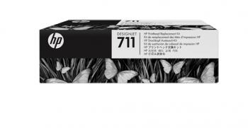 Cap de Printare HP 711 Black Designjet T520