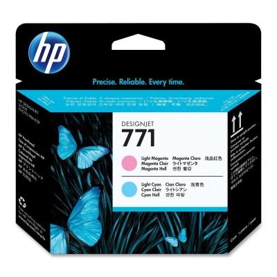 Cap de Printare HP 771 Light Magenta/Light Cyan