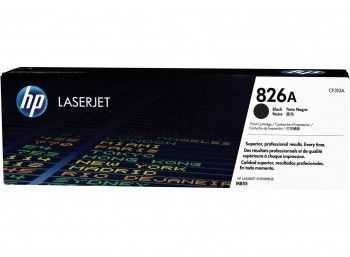 HP 826A Black LaserJet Toner Cartridge (29.000 pag)