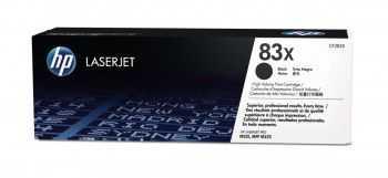 Toner HP 83X Black 2200 Pagini